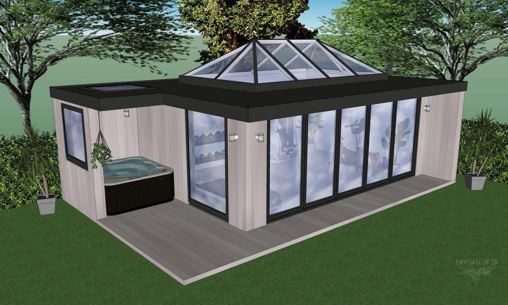Garden Rooms Henley